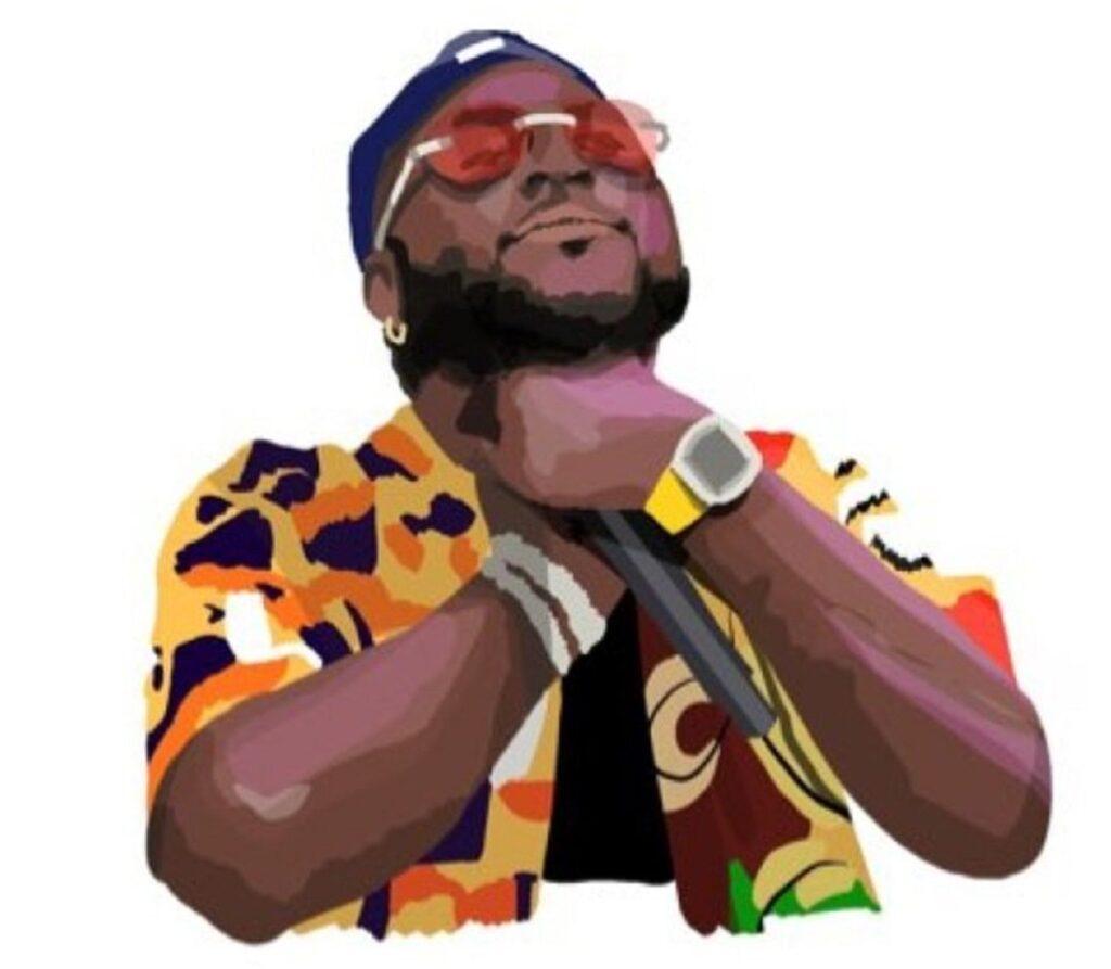 "Davido, a famous Nigerian singer, reacted to Twitter's use of his slang ""E Choke"" as an Emoji."